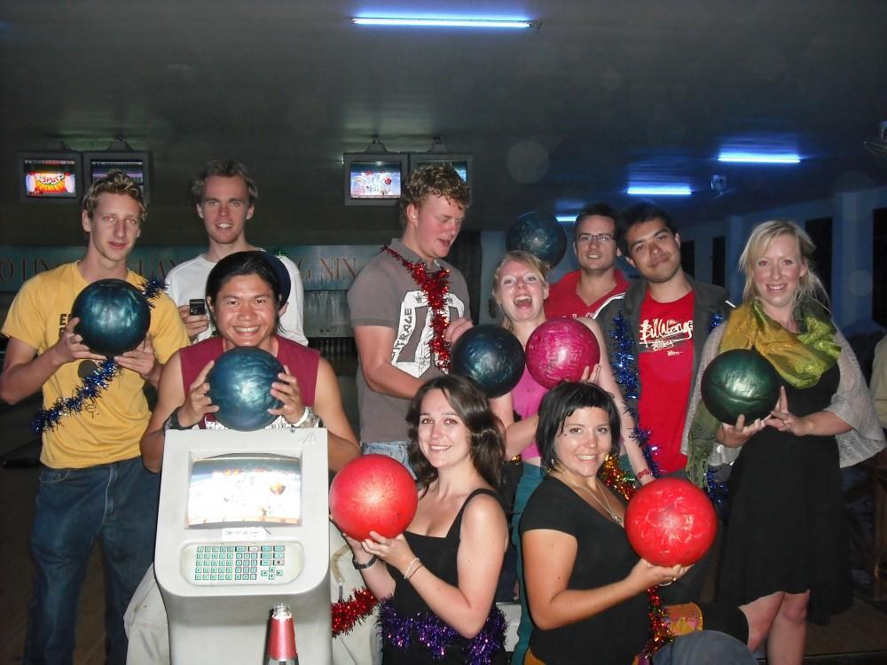 bowling luang prabang