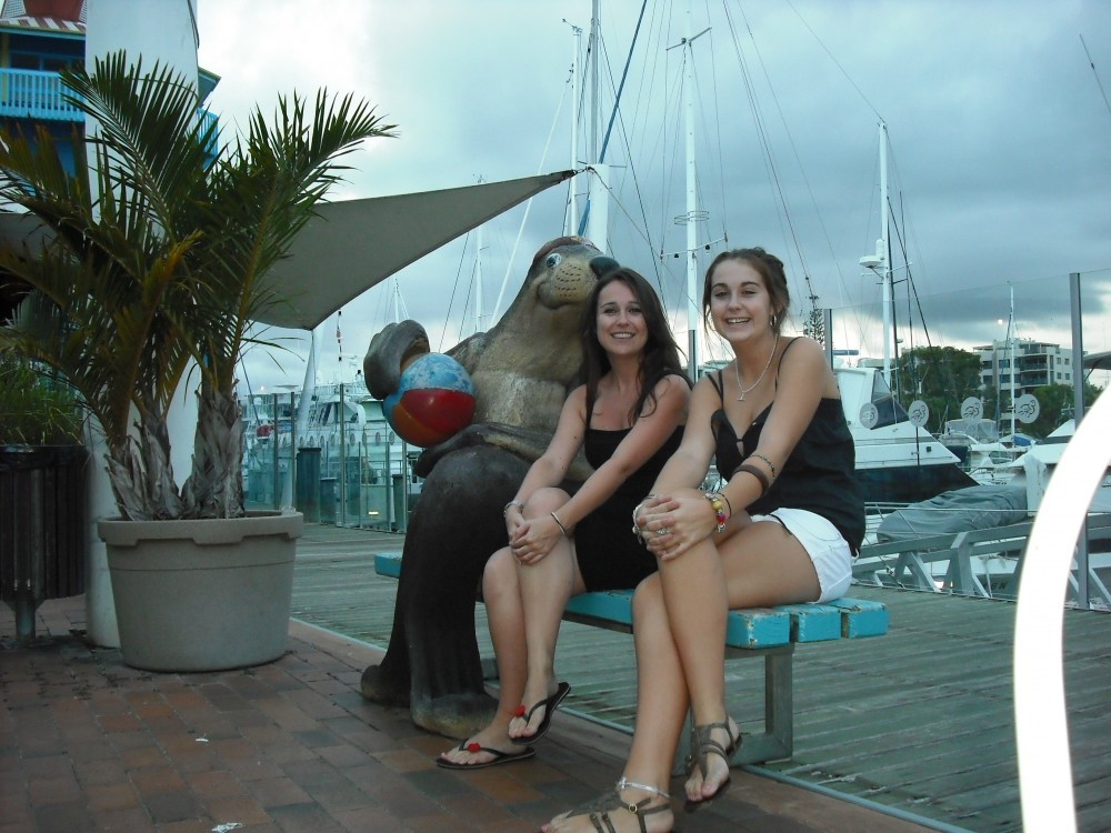 with georgina