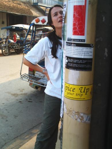 postering
