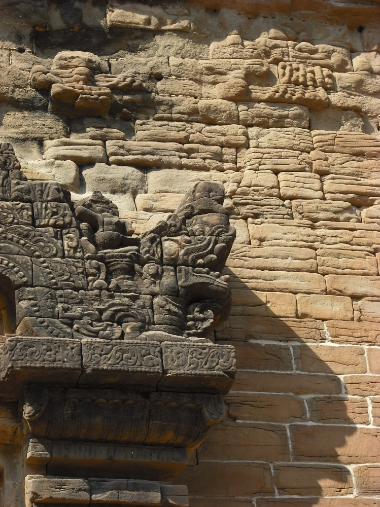 Details on temples