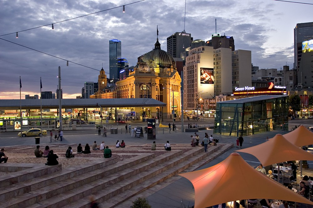 Free places to visit in melbourne