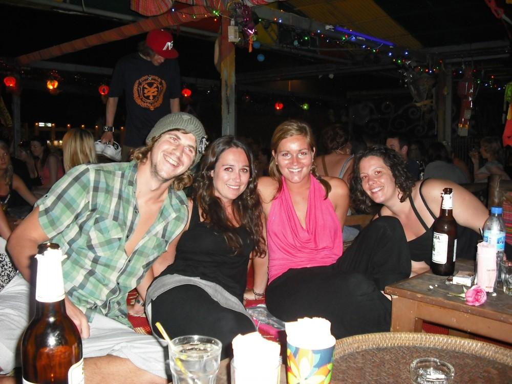rooftop reggae bar