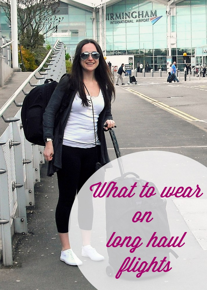 ef2bed2b416e What to Wear on a Long Haul Flight (for the ladies)