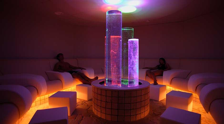 Aqua Sana Meditation Room