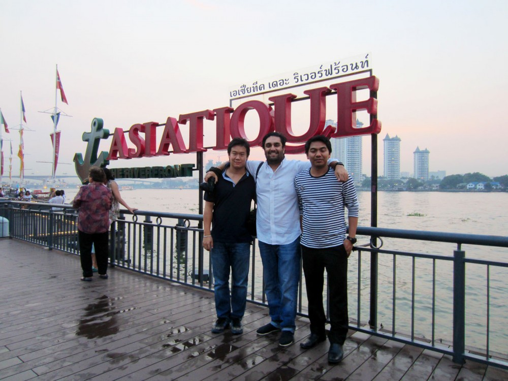 Asiatique Shopping Destination Bangkok