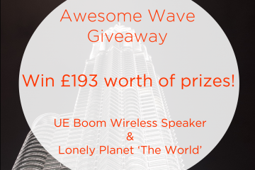 Awesome Wave Big Giveaway