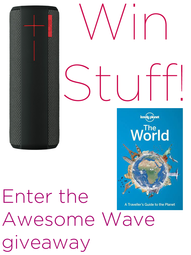 Awesome Wave Giveaway