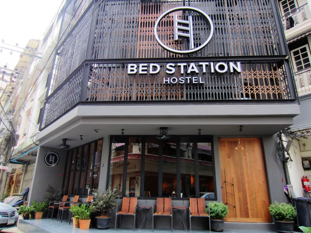 Bed Station Hostel Bangkok