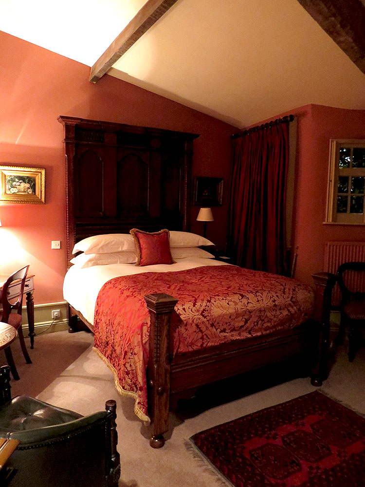 Bedroom at The Rookery