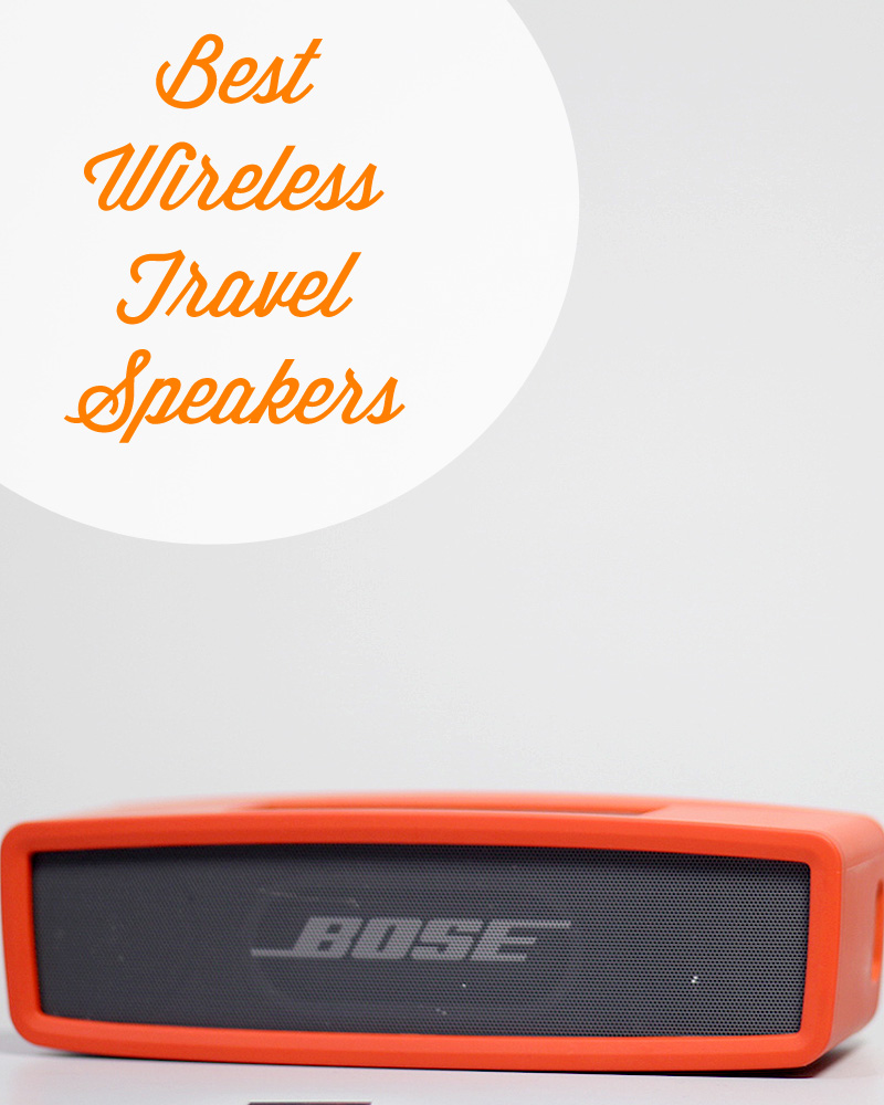 Best Wireless Travel Speakers