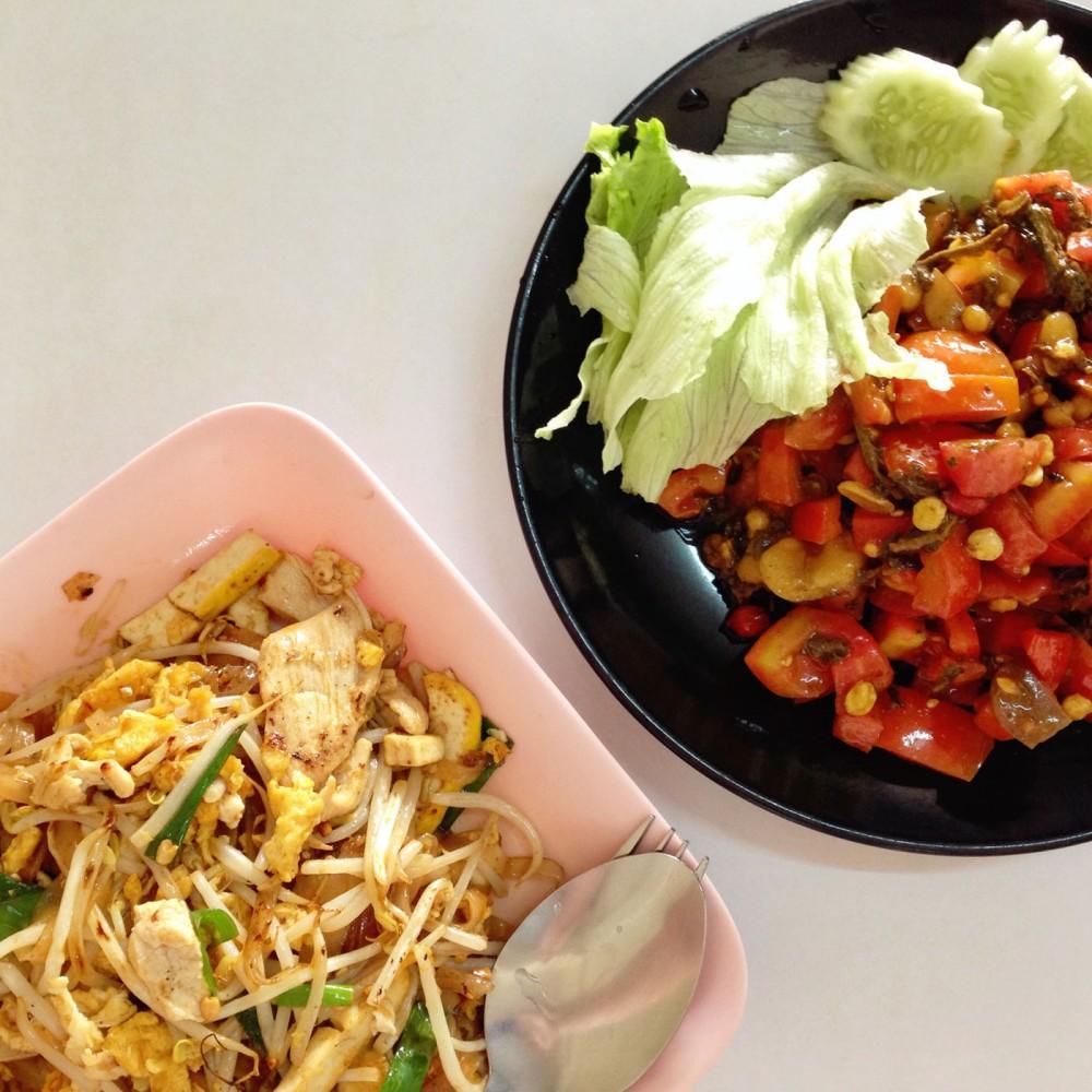 Burmese Restaurant Chiang Mai