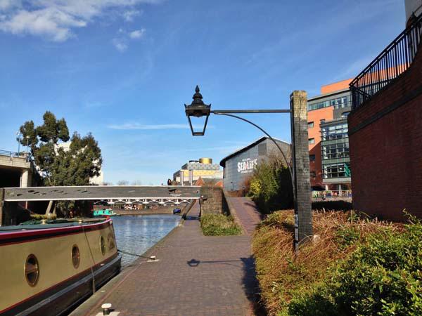 Canals Birmingham
