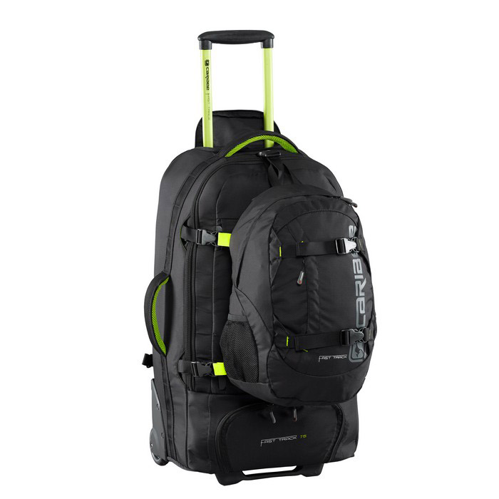 Caribee Backpack with Wheels