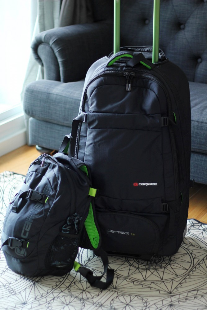 Caribee Bag Review