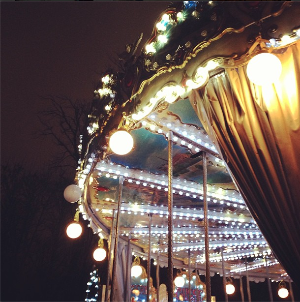 Carousel Paris
