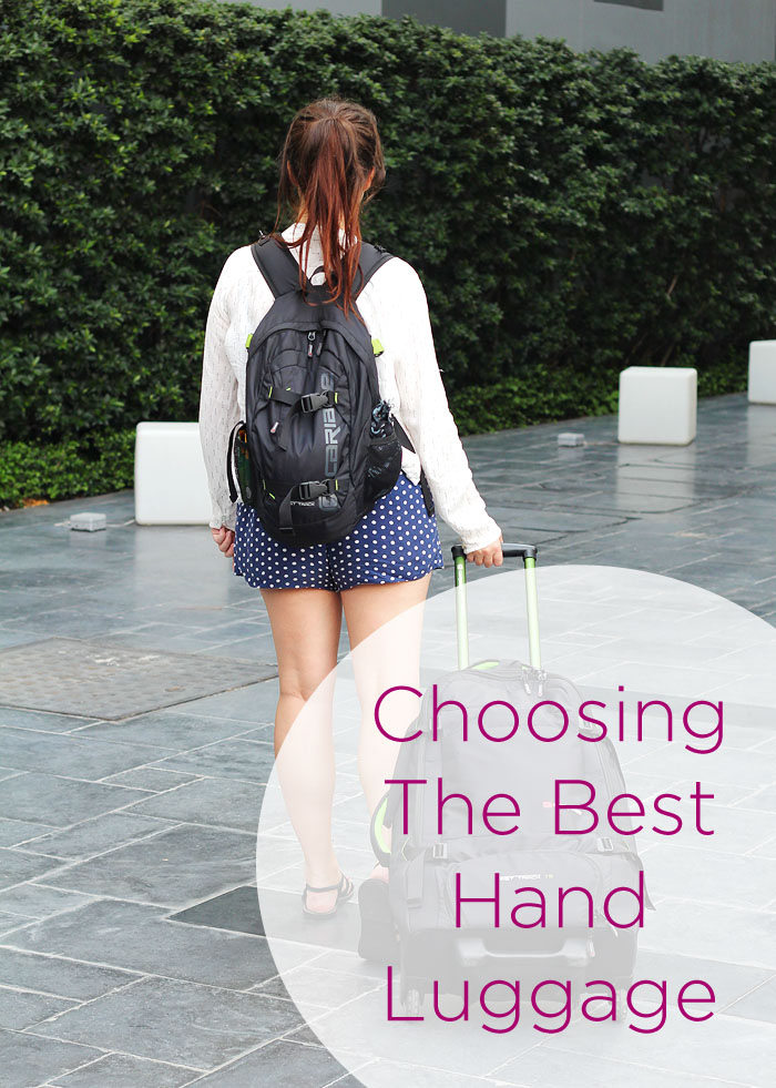 Choosing the best hand luggage