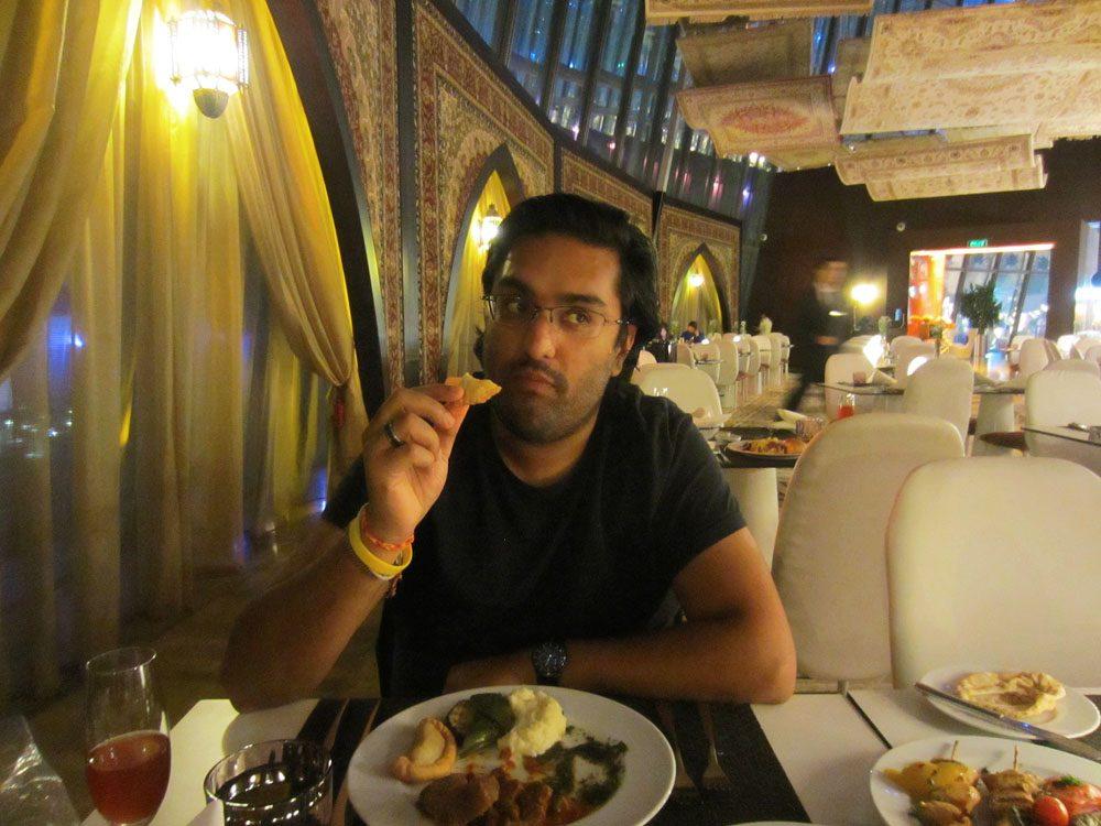 Dinner Doha