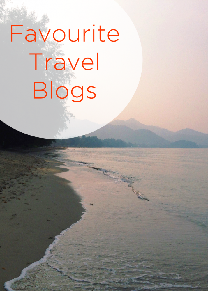 Favourite Travel Blogs
