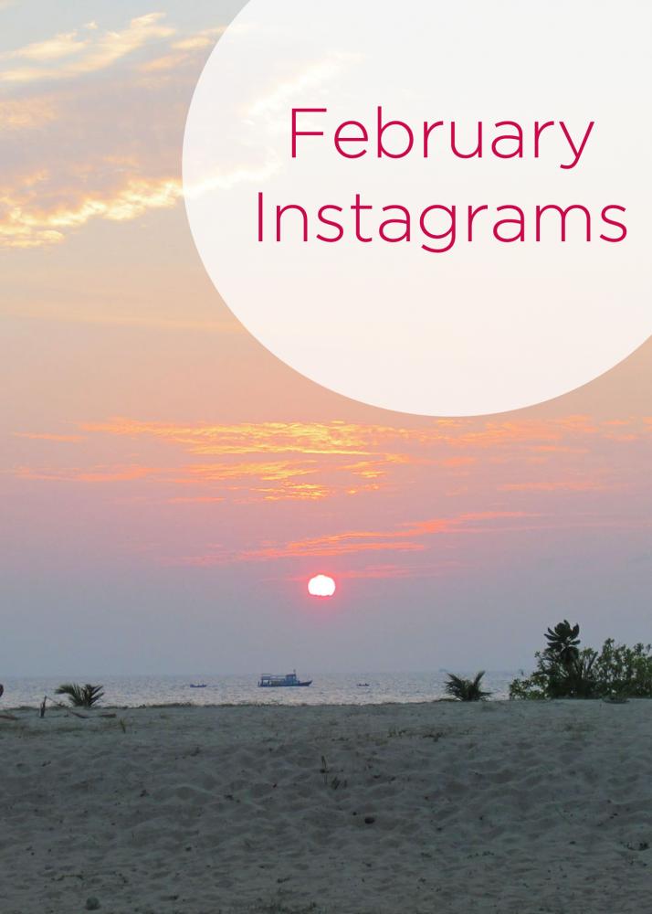 February Instagrams