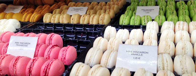 French Macarons Paris