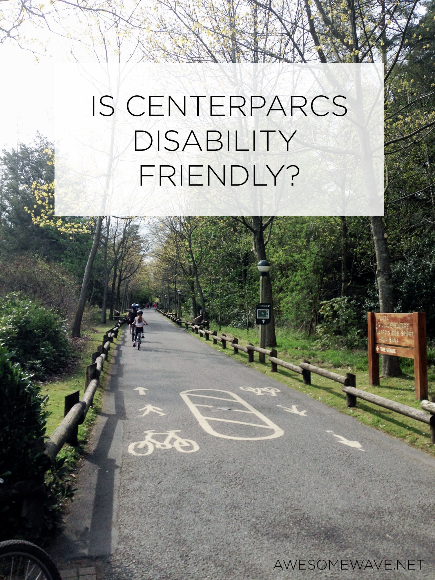 is-centerparcs-disability-friendly