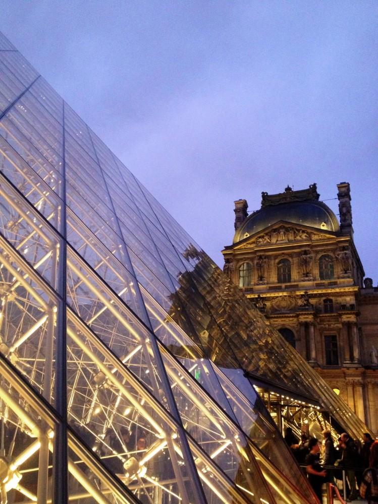 Lourve Paris