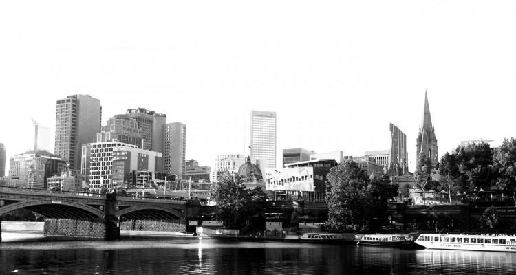 Melbourne Southbank CBD