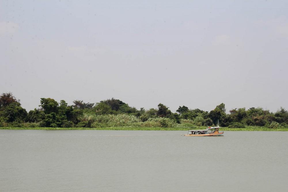 River in Ayutthaya