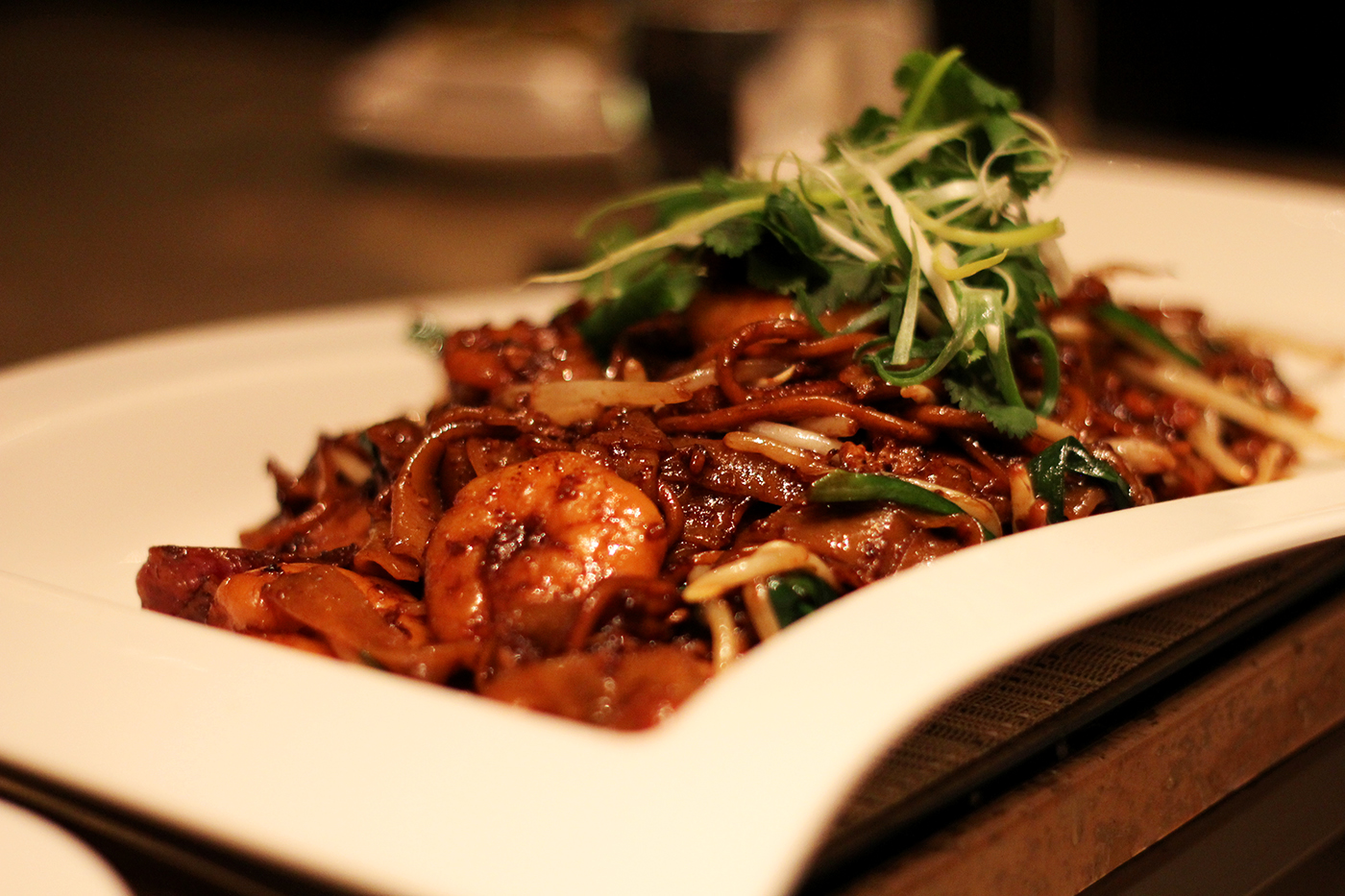 Royal Garden Hotel Park Terrace Kway Teow