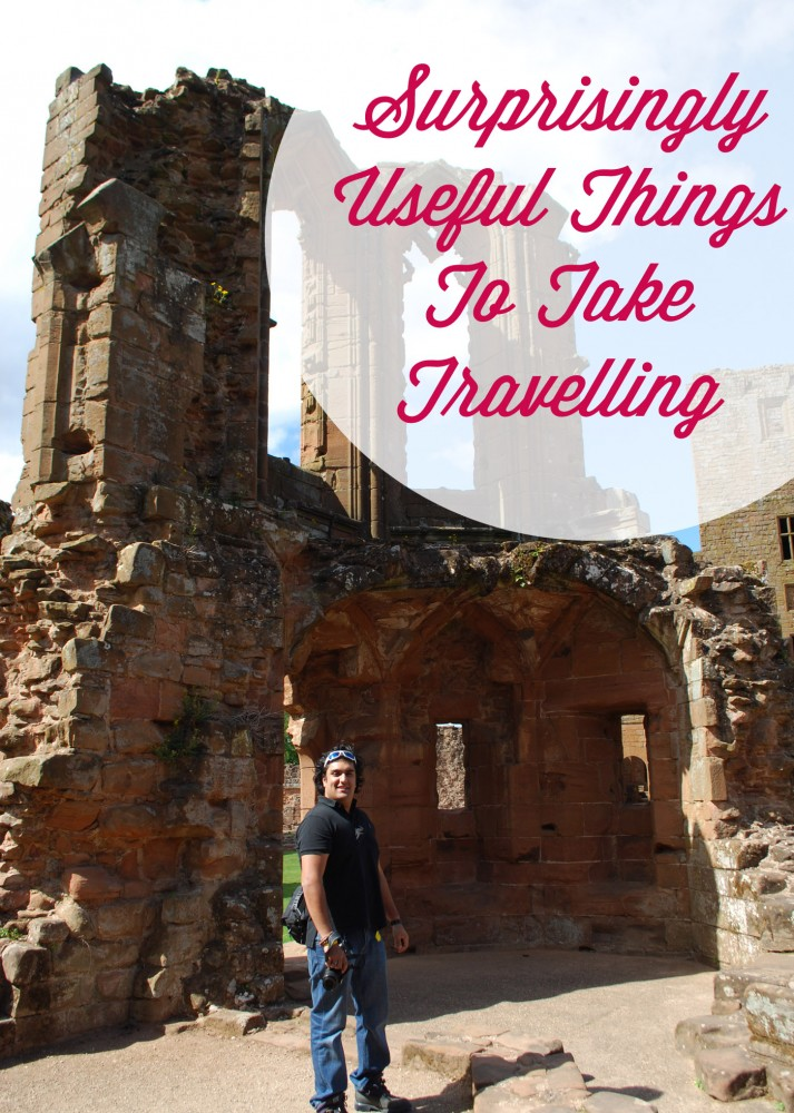 Surprisingly Useful Things To Take Travelling