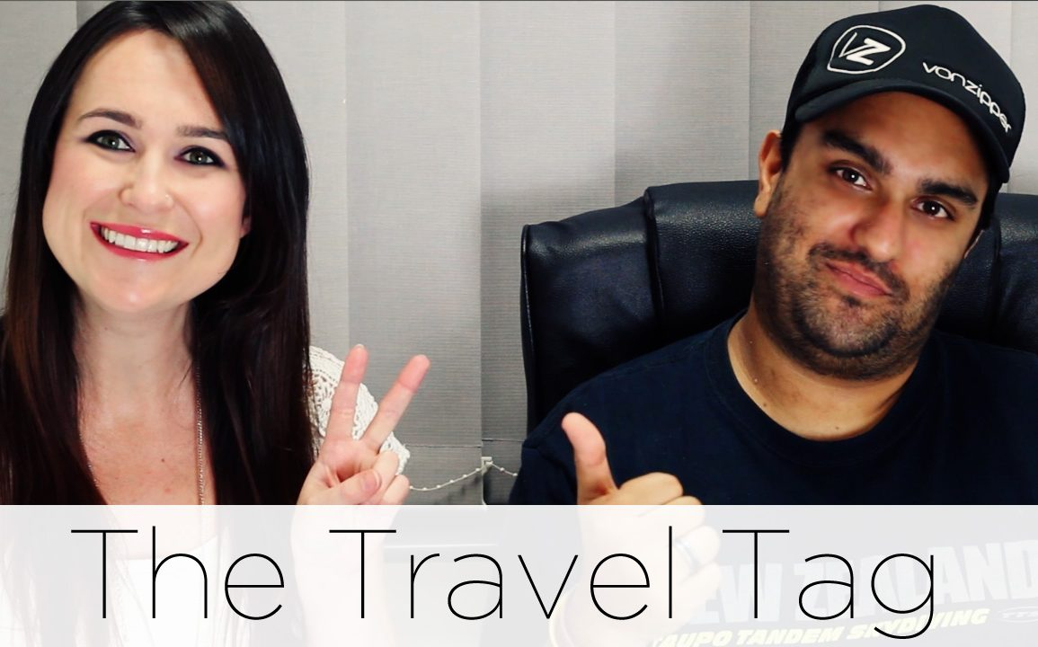 The Travel Tag