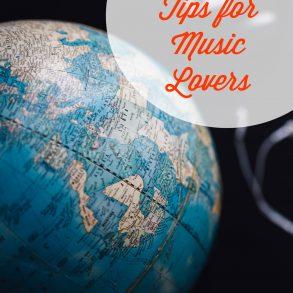 Travel Tech Tips for Music Lovers