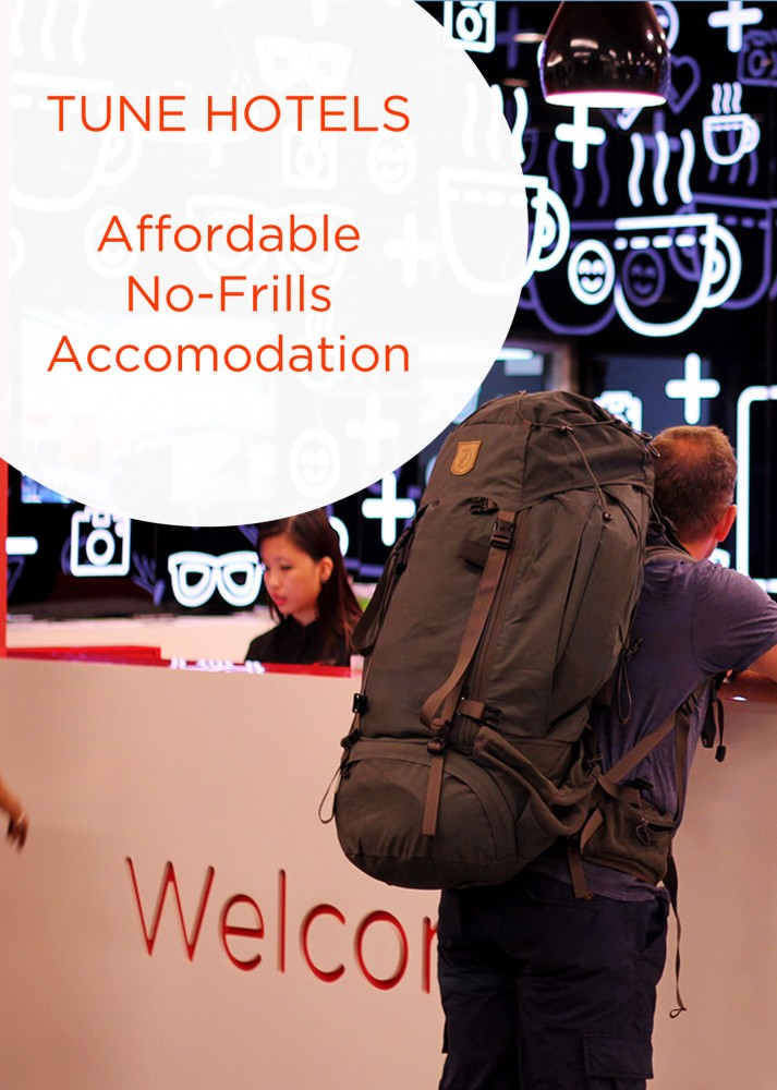 Tune Hotels_Affordable No Frills Accomodation
