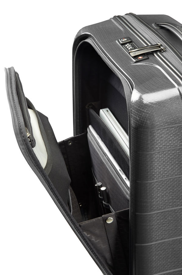 awesome wave Samsonite hand luggage