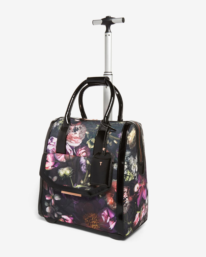 awesome wave ted baker hand luggage