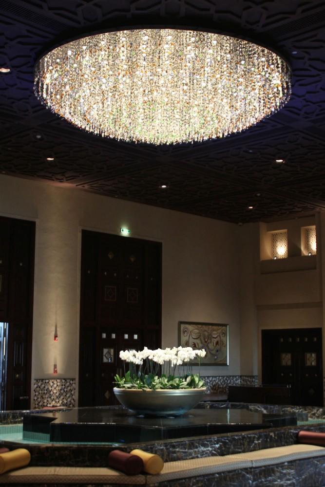 chandelier grand hyatt