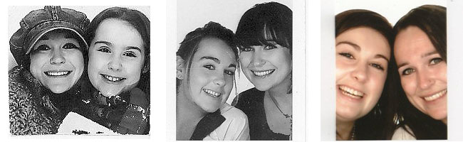 georgina and i