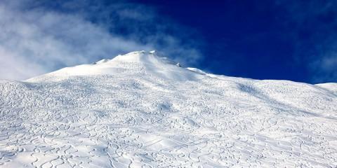 ski lines