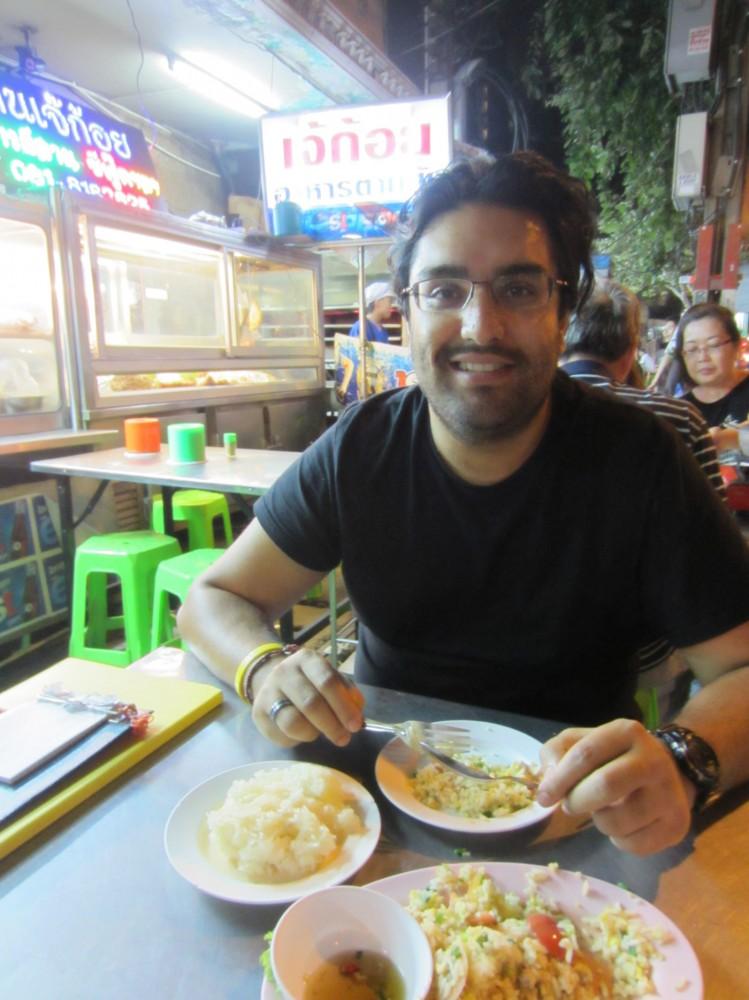 street food time